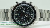 Relojes De Replica Omega Speedmaster HB-SIA GMT Working Chronograph OAH74