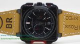 Replica Bell & Ross BR-X1 Working Chronograph Reloj BRH41