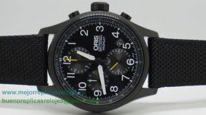 Relojes Replica Oris Working Chronograph OSH4